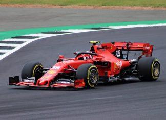 Charles Leclerc Ferrari - Bloc Sports