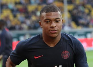 Kylian Mbappé - Paris - PSG - le blog sports
