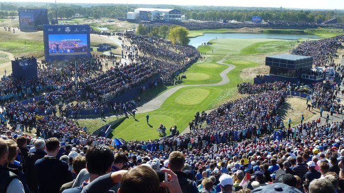 Open de France Golf - Ryder Cup - Bloc Sports