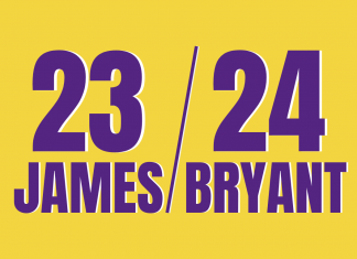 Lakers - Bryant - James - Bloc Sports