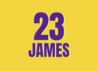 LeBron James - Lakers - Bloc Sports