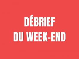 débrief Week-end - Bloc Sports