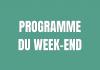 Programme Week-end - Bloc Sports