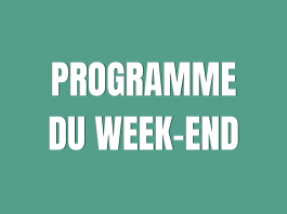 Programme Week-end - Bloc Sports