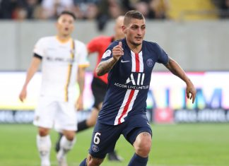 PSG - Verratti - Bloc sports
