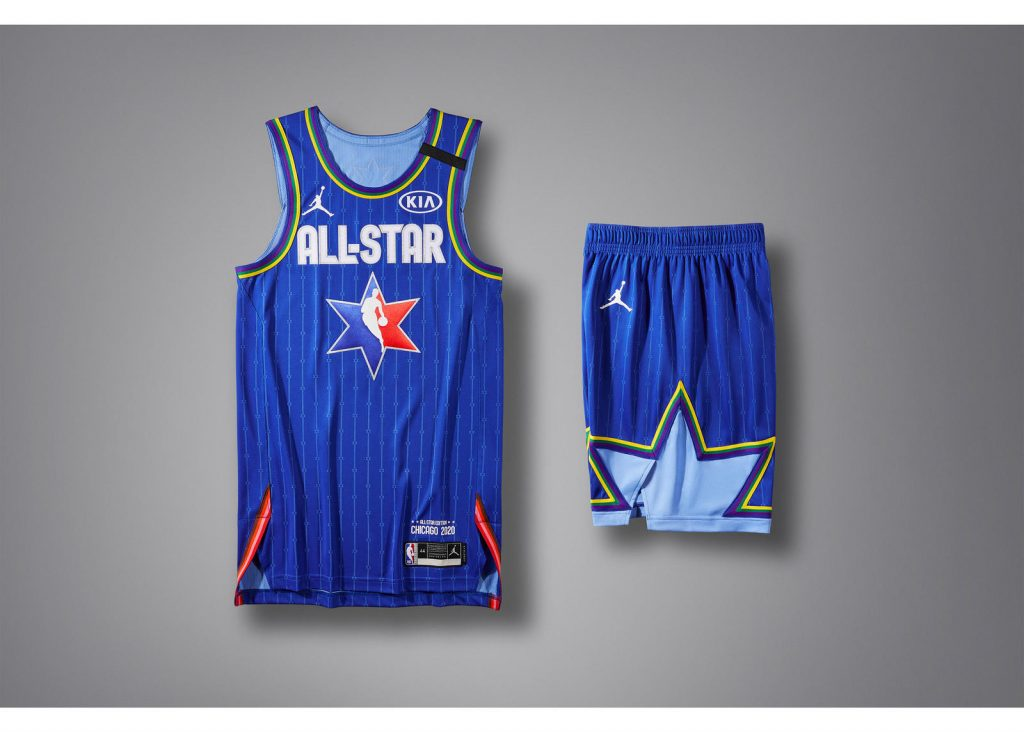 All Star Game - Maillot