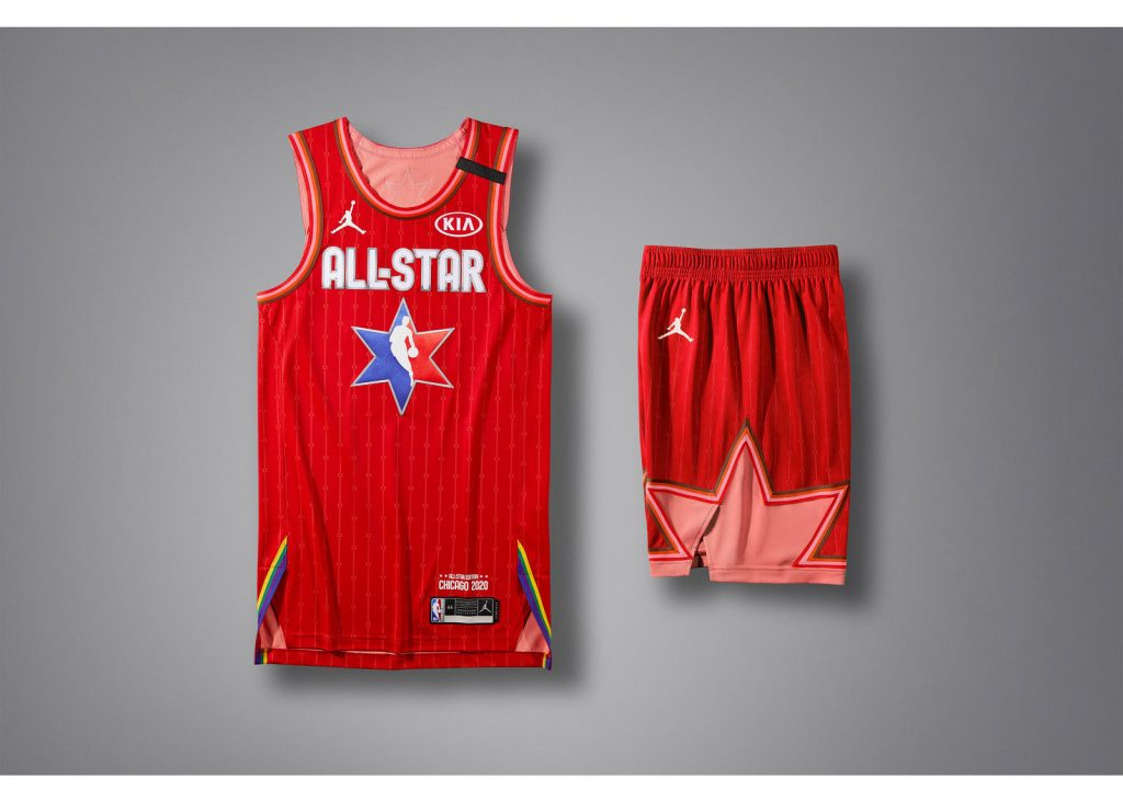 All Star Game Maillot 2020