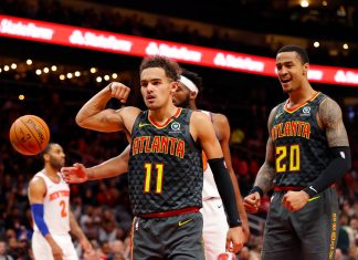 Rising Star - Trae Young - Bloc Sports
