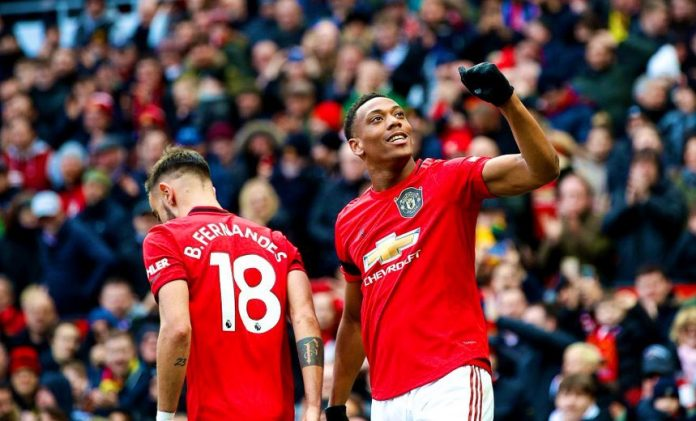 Anthony Martial - Manchester United - Bloc Sports