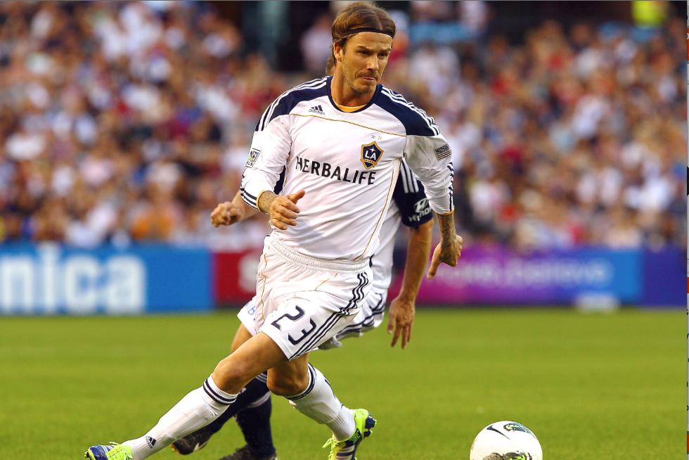 David Beckham - LA Galaxy