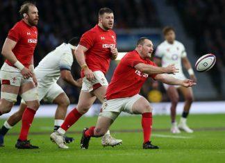 Galles - VI. nations - Bloc Sports