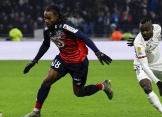 Renato Sanches - LOSC - LILLE - Bloc Sports