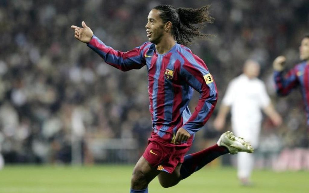 Ronaldinho - Barcelone