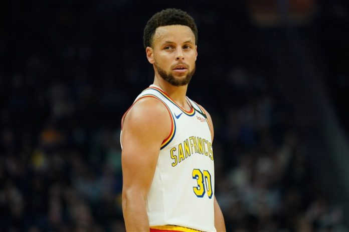 Steph Curry - Bloc Sports