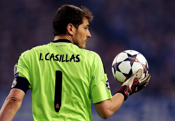 Iker Casillas Madrid