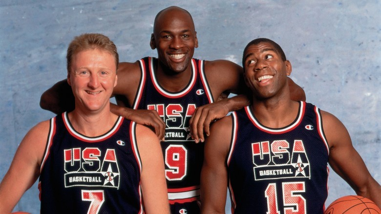 Jordan - Bird - Johnson