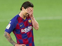 Messi - Barcelone