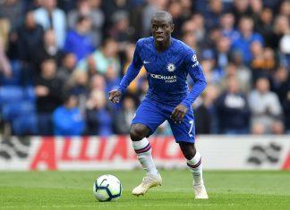 Ngolo Kanté - Chelsea