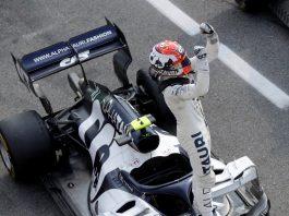Pierre Gasly - Dimanche - Monza - Victoire